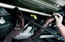 2012 Chevrolet Camaro Ss Exhaust Muffler Hanger