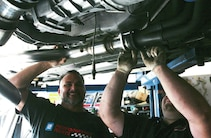 Greg Kyle Bolting Exhaust System