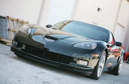 2008 Corvette Z06 Project Track Attack - Z06 Fortification