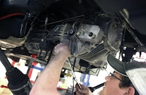 Differential Remount