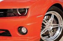 2010 Chevrolet Camaro Rs Ss Orange Forgeline Wheel