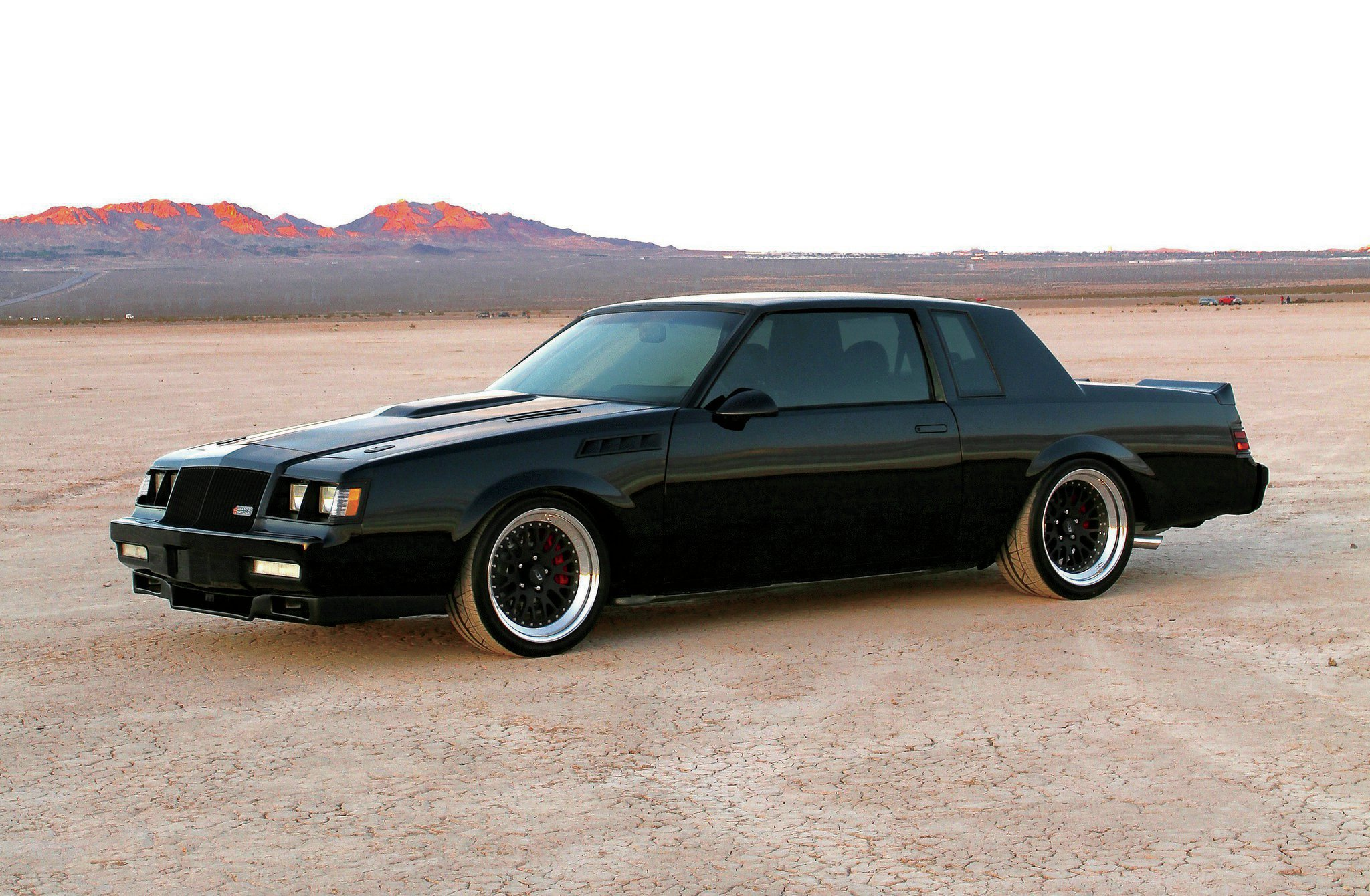 1987 Buick Grand National Front Quarter