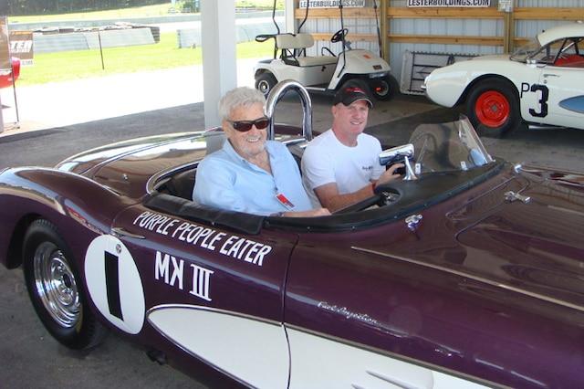 1959 Chevrolet Corvette Jim Jeffords