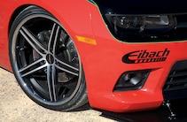 2014 Chevrolet Camaro Ss Red Black Eibach Suspension Wheel