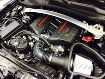 2014 Chevrolet Camaro Z28 Engine