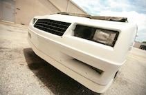 1987 Chevy Monte Carlo Ss Front Grille