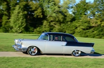 1957 Chevrolet 150 Side View