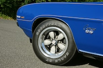1969 Chevrolet Camaro Ss Rs Wheel Tire