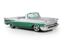1957 Chevrolet Bel Air Side