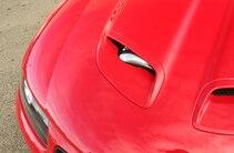 2005 Pontiac Gto Hood Closeup