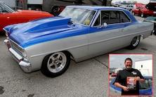 2014 Super Chevy Show Memphis 05 1966 Chevrolet Nova