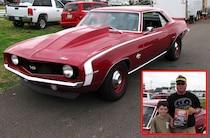 2014 Super Chevy Show Memphis 07 1969 Chevrolet Camaro