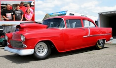 2014 Super Chevy Show Memphis 03 1955 Chevrolet
