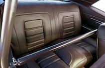 1967 Chevrolet Camaro Back Seats