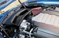 Why is There Oil in the C7 Corvette's Intake?