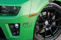 2010 Chevrolet Camaro Rs Synergy Green Tsw Interlagos