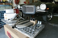 diy dual exhaust systems