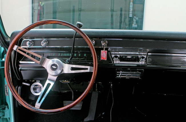 How to Install a Modern Sound System on a 1967 Chevrolet Chevelle SS