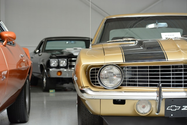 Lingenfelter Collection 1969 Camaro Z28