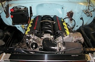 Ditch The Six: Part 2 - Swapping a 5 3 LS into a 1955 Chevy 210