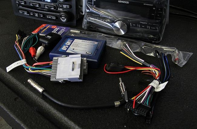 [ZHKZ_3066]  How To Install an Aftermarket Radio in a Trailblazer SS | 2007 Trailblazer Stereo Wiring Diagram |  | Super Chevy