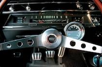 1966 Chevy El Camino Ss Dash