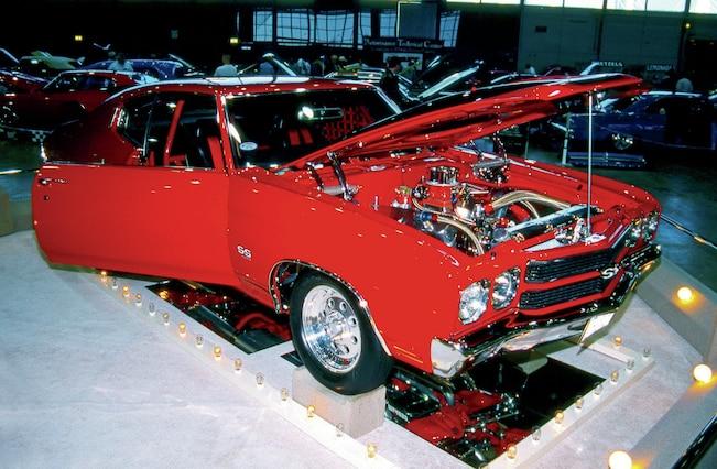 1970 Chevrolet Chevelle Sport Coupe