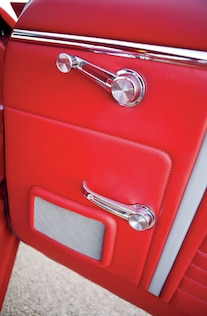 1967 Chevrolet Nova Door Panel