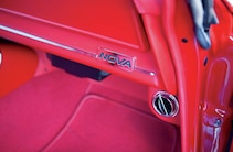 1967 Chevrolet Nova Dashboard