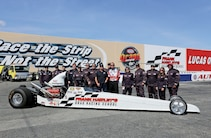 Frank Hawley Dragster Adventure Challenge Grauduating Class 2014