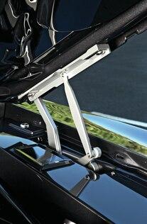 1967 Chevrolet Camaro Hinge