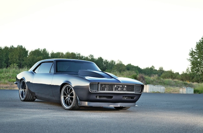 1967 Chevrolet Camaro - There's No Place Like G90