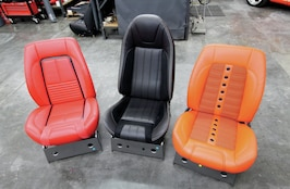 How to Re-Cover Vintage Factory Bucket Seats - Recovery Plan