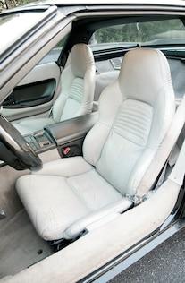 1995 Chevrolet Corvette Front Seats