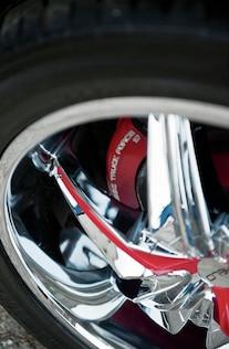 2004 Chevrolet Silverado Ss Wheel