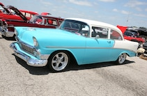 Super Chevy Show Ennis Bel Air