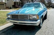 1980 Chevy Malibu Wagon North Blue