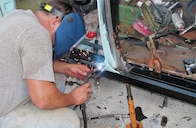 How to Install New Rockers on a 1955 Chevy 210 - Rocker Rehab