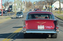 1957 Chevrolet Bel Air Rear