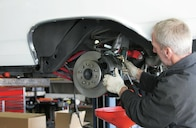 How to Install Speedway Motors' Rear Disc Conversion Kit