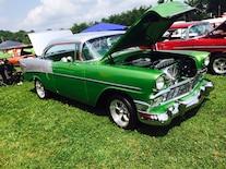 2014 Super Chevy Maple Grove Editors Choice Car Show Top 10