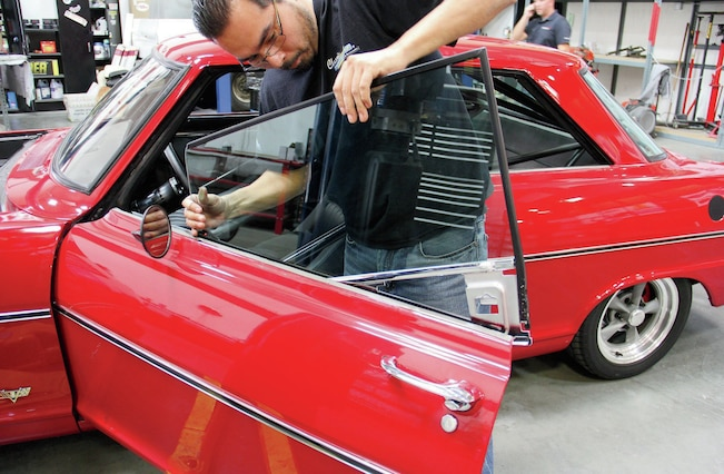 Installing Glass And Trim Project Hardtop Hellion