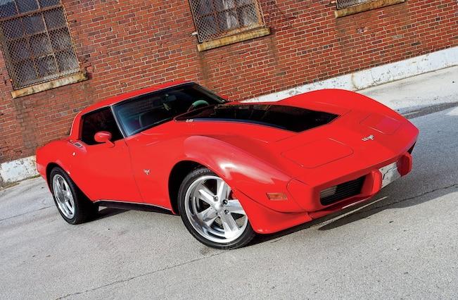 1979 Chevrolet Corvette Bond Building