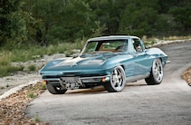 1964 Chevrolet Corvette Front Side View