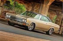 1966 Chevrolet Impala Ss Front Quarter