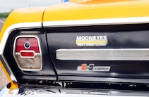 1962 Woodsman Shaker Chevy Ii Taillights