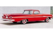 1959 Chevrolet El Camino Rear Angle