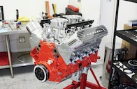 How Build a 440CI/632HP Twin-Throttle Body LSX Engine