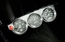 1971 Chevrolet Nova Gauges Water Oil