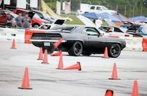 Atlanta Raceway Camaro